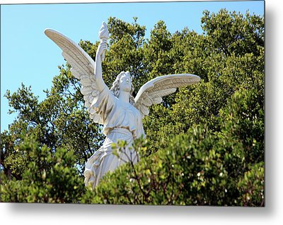Angel Of Revelation Metal Print