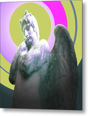 Angel Of Youth No. 03 Metal Print by Ramon Labusch