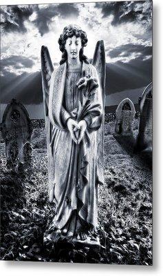 Angelic Light Metal Print by Meirion Matthias