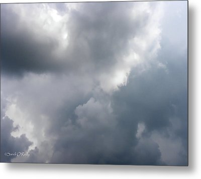 Metal Print featuring the photograph Angels In The Sky by Sandi OReilly