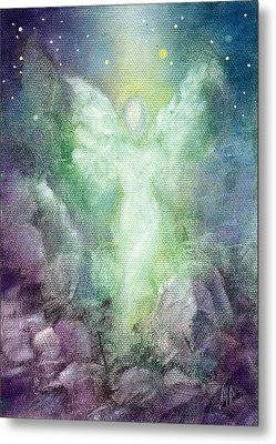 Angels Journey Metal Print