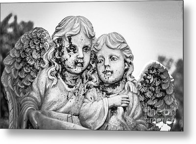 Angels With Dirty Faces Metal Print