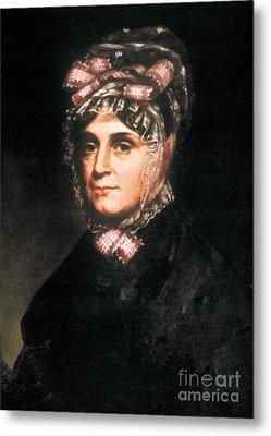 Anna Harrison, First Lady Metal Print