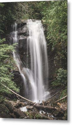 Anna Ruby Falls Metal Print by David Collins