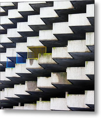 Anomaly Metal Print by Alan Todd
