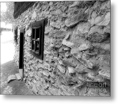 Another Brick In The Wall Metal Print
