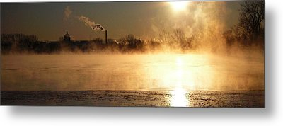 Another Cold Day Metal Print