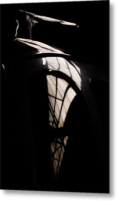 Metal Print featuring the photograph Another Door by Paul Job