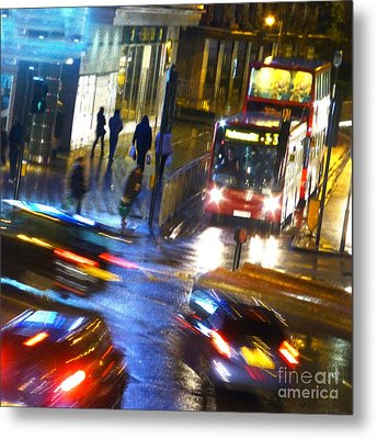 Metal Print featuring the photograph Another Manic Monday by LemonArt Photography