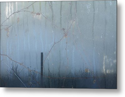 Another Rainy Day Metal Print by Rebecca Cozart