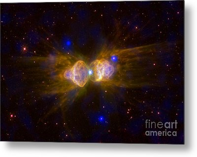 Ant Nebula, Bipolar Planetary Nebula Metal Print by Science Source