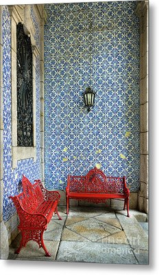 Anteroom Metal Print by RicardMN Photography