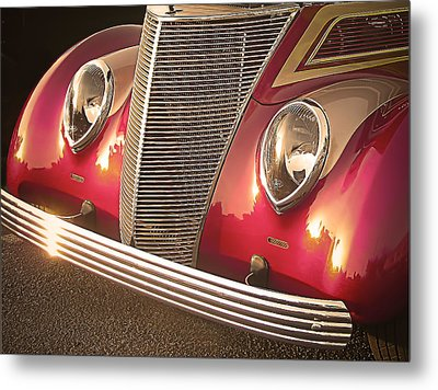 Antique Car Metal Print