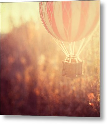 Anything Is Possible Metal Print by Irene Suchocki