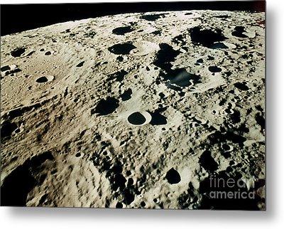 Apollo 15: Moon, 1971 Metal Print by Granger