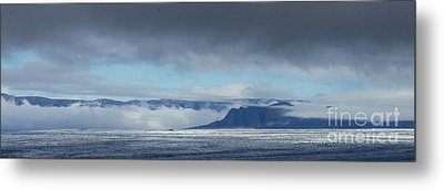 apron in southern Iceland 1 Metal Print by Rudi Prott