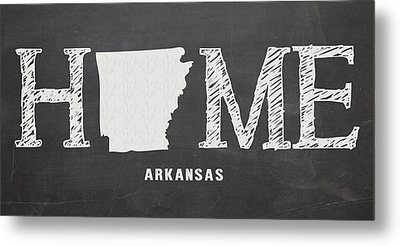 Ar Home Metal Print by Nancy Ingersoll