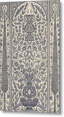 Arabian, Wainscot Metal Print