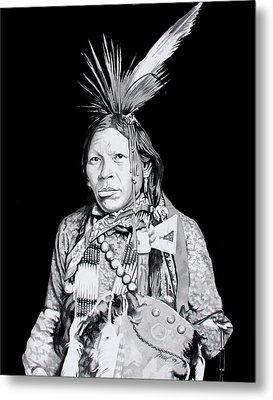 Arapahoe Metal Print