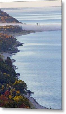 Arcadia Lakeshore Metal Print by Twenty Two North Photography