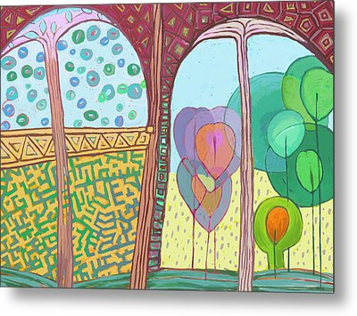 Archduo Metal Print