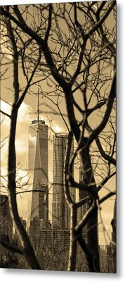 Metal Print featuring the photograph Architectural by Mitch Cat