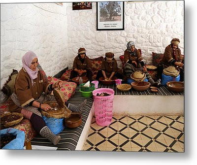 Metal Print featuring the photograph Argan Oil 1 by Andrew Fare
