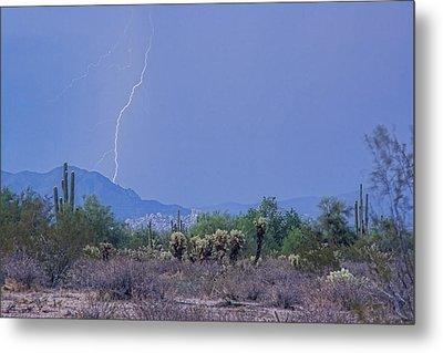 Arizona Desert  Metal Print by James BO  Insogna