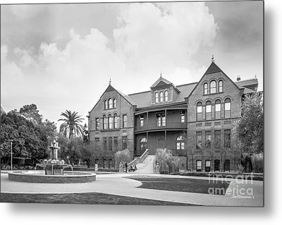 Arizona State University Old Main Metal Print