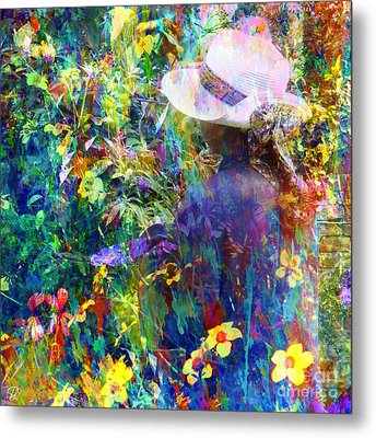 Metal Print featuring the photograph Aromatherapy by LemonArt Photography