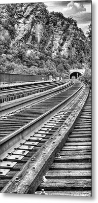 Around The Bend Metal Print by JC Findley