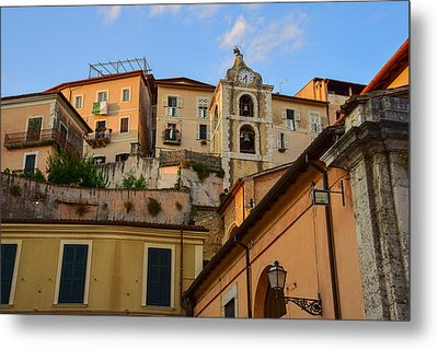 Arpino Colors Metal Print by Dany Lison