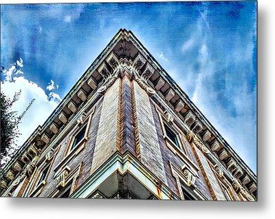 Art Deco Lexington Metal Print