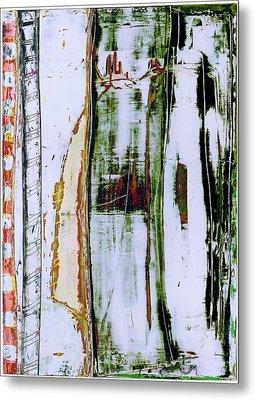 Art Print Forest Metal Print