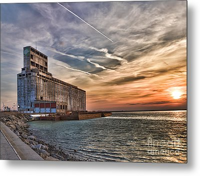 Ascension Metal Print by Chuck Alaimo