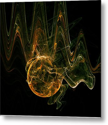 Ask And It Is Given Metal Print by Jackie Flaten