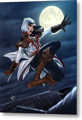 Assassin's Creed Metal Print