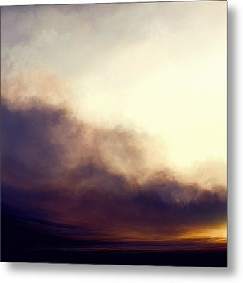 At Dusk Metal Print by Lonnie Christopher