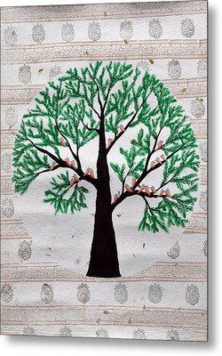 Ataravar Metal Print by Sumit Mehndiratta