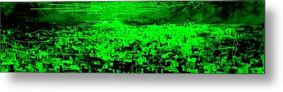 Athens Is Dreaming 00013 Metal Print by Jelena Ignjatovic