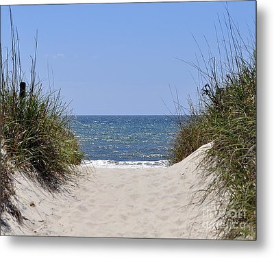 Atlantic Access Metal Print by Al Powell Photography USA