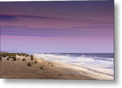 Atlantic Morning Metal Print by Marvin Spates