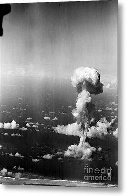 Atomic Bomb Test, 1946 Metal Print by Granger