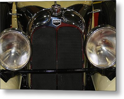 Metal Print featuring the photograph Auburn 8-88 Boat Tail Speedster by Vadim Levin