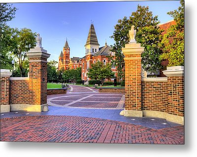 Auburn University Mornings Metal Print