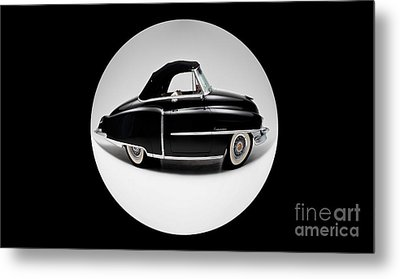 Auto Fun 01 - Cadillac Metal Print by Variance Collections