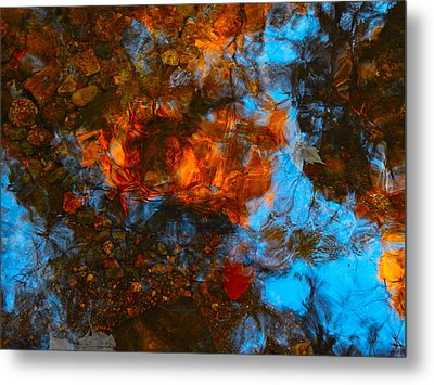 Autumn B 2015 35 Metal Print