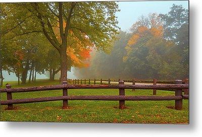 Autumn Colors Metal Print by Art Spectrum