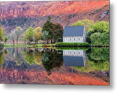 Autumn, Gougane Barra Metal Print