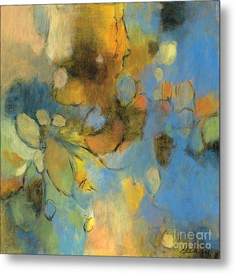 Autumn Memories 1 Metal Print by Melody Cleary